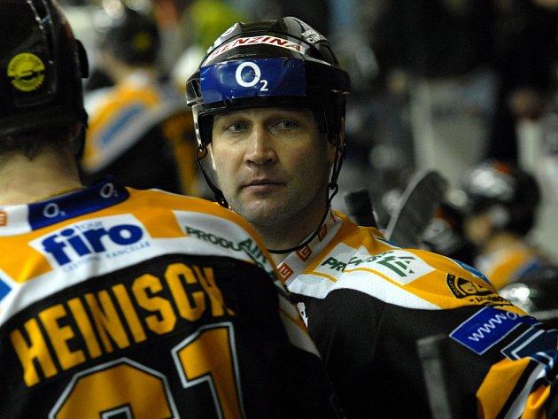 Olympijský šampion, mistr světa a vítěz Stanley Cupu Jiří Šlégr.