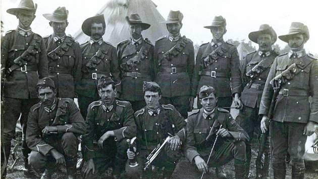 Viktoriánští vojáci