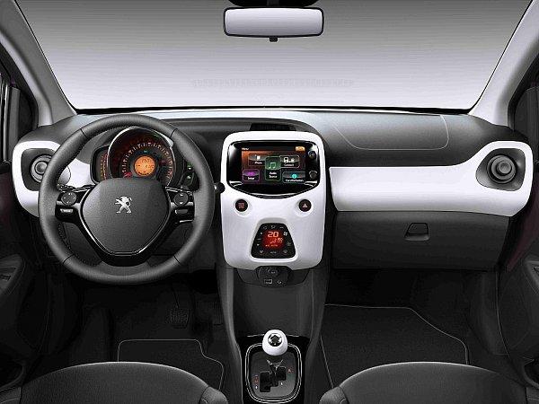 Peugeot 108.