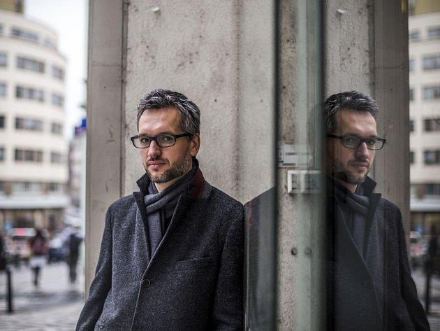 Architekt Adam Gebrian.