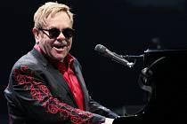 Hudební legenda Elton John
