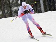 Maiken Caspersen Fallaová vyhrála sprint SP ve Stockholmu.