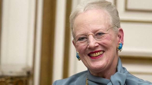 Dánská královna Margrethe II.