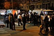 Násilné nepokoje trvají ve Filadelfii již čtvrtý den.