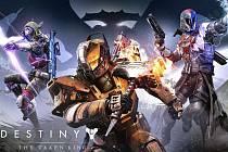 Počítačová hra Destiny: The Taken King.