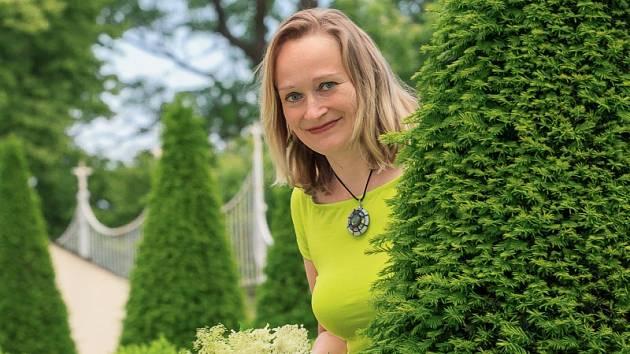 Internistka a bylinkářka Alena Hamplová