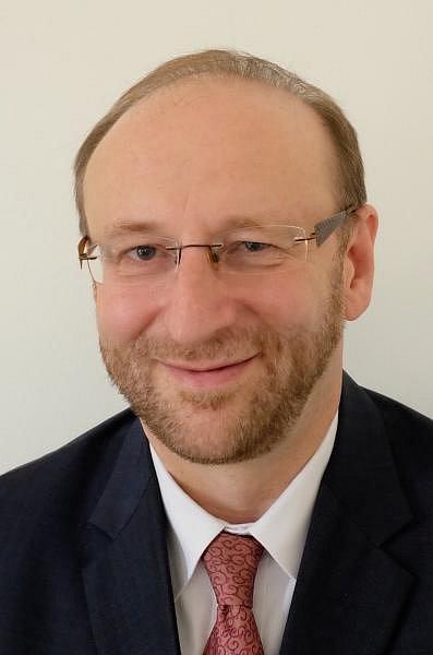 Velvyslanec ve Švédsku Jiří Šitler