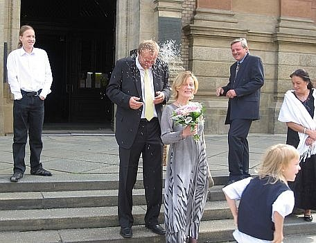 Svatba Lucie Juřičkové a Martina Zahálky