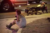 Útočník v Las Vegas střílel na návštěvníky country festivalu