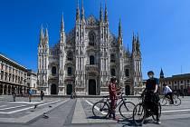 Sever Itálie, který před rokem katastrofálně zasáhla první vlna pandemie covidu, má dnes epidemii pod kontrolou.