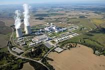 Největší současná elektrárna - Temelín