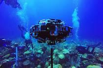 Podmořské bádání budou sledovat kamery