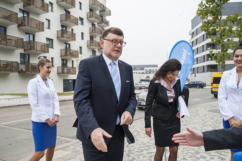 Předvolební debata v deníku 19.10.2017: Zbyněk Stanjura