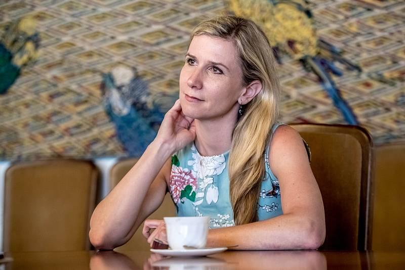 Kateřina Valachová.