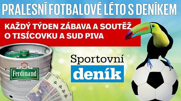 Pralesní fotbalové léto s Deníkem.