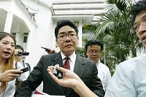 Právník Japonského multiotce Mitsutoki Shigety.