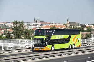 Flixbus. Ilustrační snímek