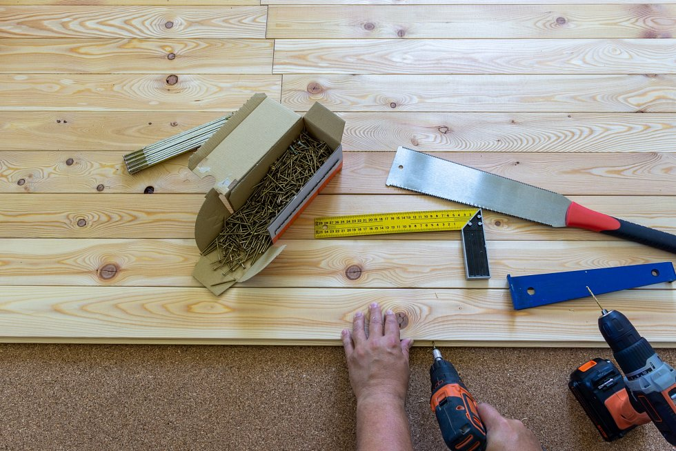 Dřevěná podlaha včetně parket je vhodná do téměř jakéhokoliv interiéru