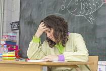 Psychika učitelů i žáků dostává kvůli pandemii zabrat