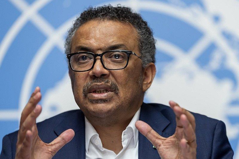 Šéf Světové zdravotnické organizace Tedros Adhanom Ghebreyesus