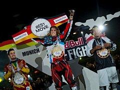 Red Bull X-Fighters v Mnichově.