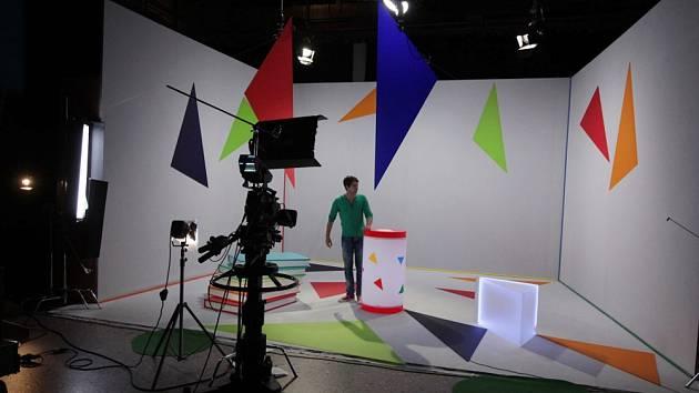 Česká televize uspořádala pro vybrané čtenáře Deníku ze všech krajů republiky exkurzi po Kavčích Horách.