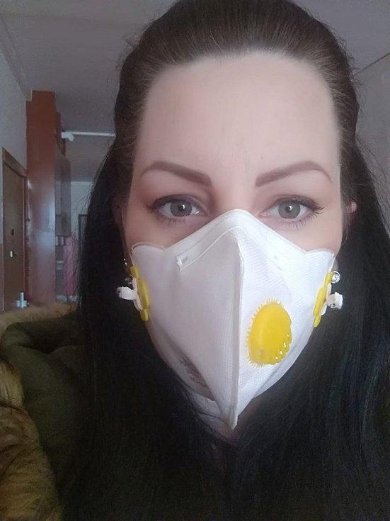Michaela Erfurthová Juhosová, Facebook