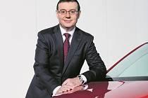 Bohdan Wojnar, člen představenstva za oblast řízení lidských zdrojů Škoda Auto.