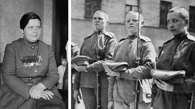 Marija Bočkarjovová a její batalion smrti