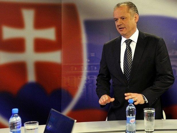 Slovenský prezident Andrej Kiska.