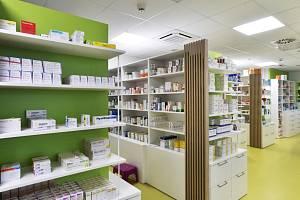 Lékárna - ilustrační foto