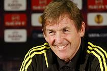 Manažer Liverpoolu Kenny Dalglish.