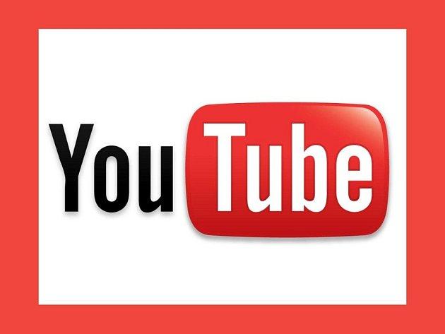 Logo služby YouTube.
