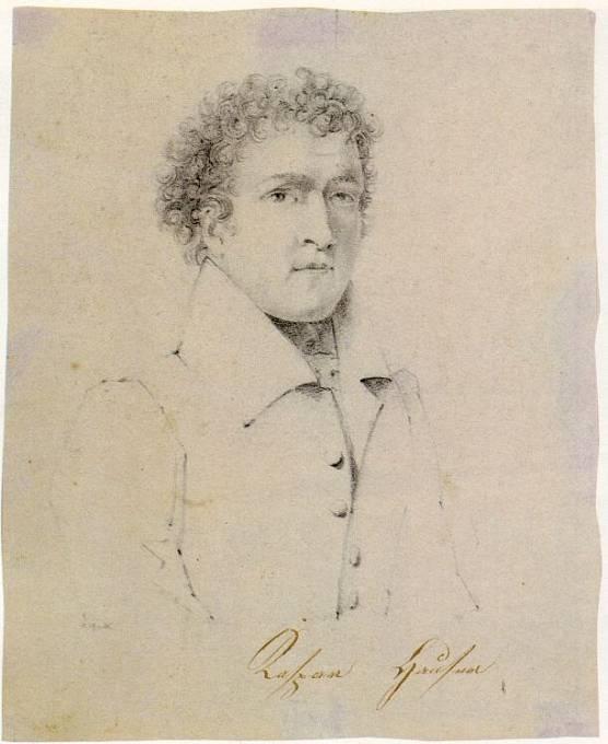 Portrét Kašpara Hausera.