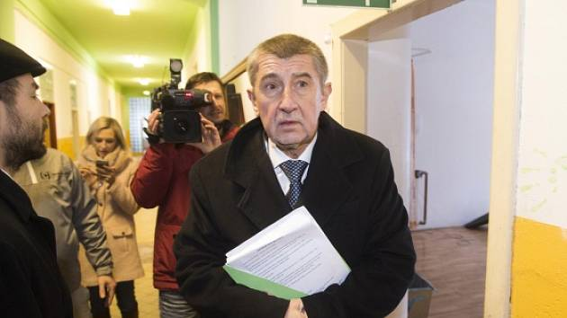 Andrej Babiš (ANO) na návštěvě bývalého Dětského výchovného ústavu v Králíkách.