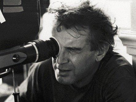 Miloš Forman při natáčení filmu Hair