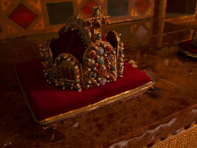Karlštejn – Císařská klenotnice