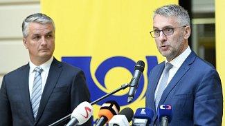 Roman Knap a Lubomír Metnar