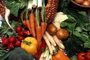 Zelenina. Ilustrační snímek