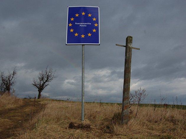 Hranice Schengenského prostoru. Ilustrační foto.