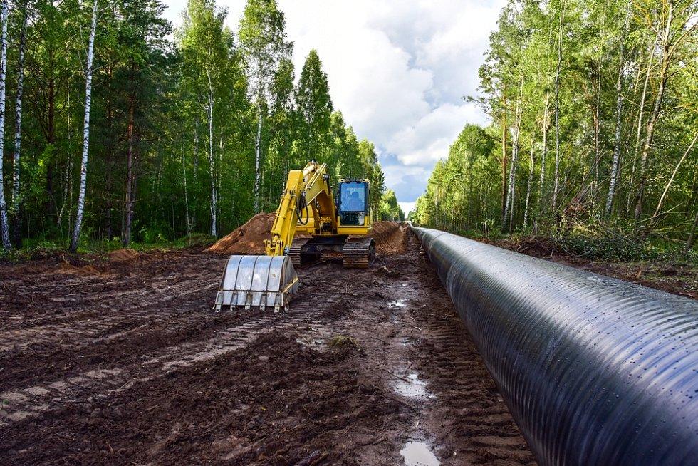 Aktuální projekt protne 85 kilometrů dlouhým novým potrubím Jihomoravský a Zlínský kraj.