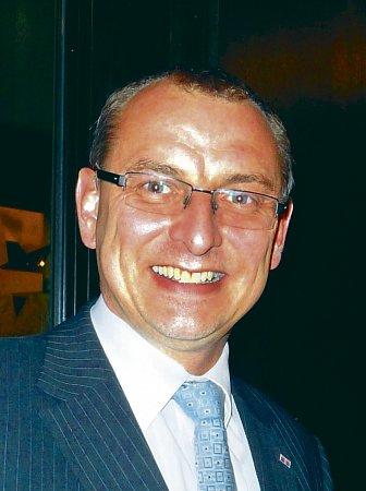 Prezident Asociace hotelů a restaurací ČR Václav Stárek