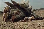 Slavný opancéřovaný stegosaurus samozřejmě nechyběl ani v legendární Cestě do pravěku režiséra Karla Zemana