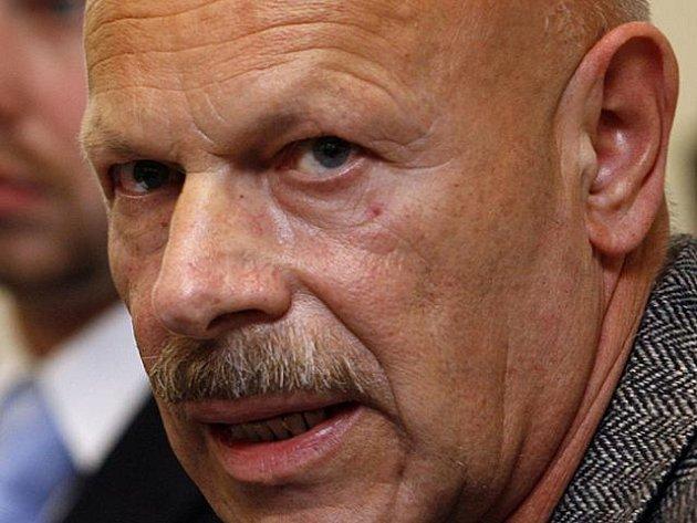 Jan Šubert, mluvčí Bezpečnostní informační služby.