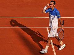 Radek Štěpánek v 1. kole na Roland Garros zdolal Argentince Gastona Gaudia.