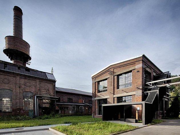Vítězem Grand Prix architektů se stala rekonstrukce Uhelného mlýna v areálu bývalých Šroubáren v Libčici nad Vltavou.