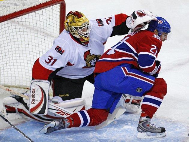 V souboji dvou kanadských týmů přehrál favorizovaný Montreal Ottawu jasně 4:0.