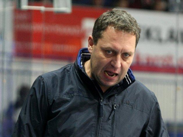 Trenér Vítkovic Peter Oremus