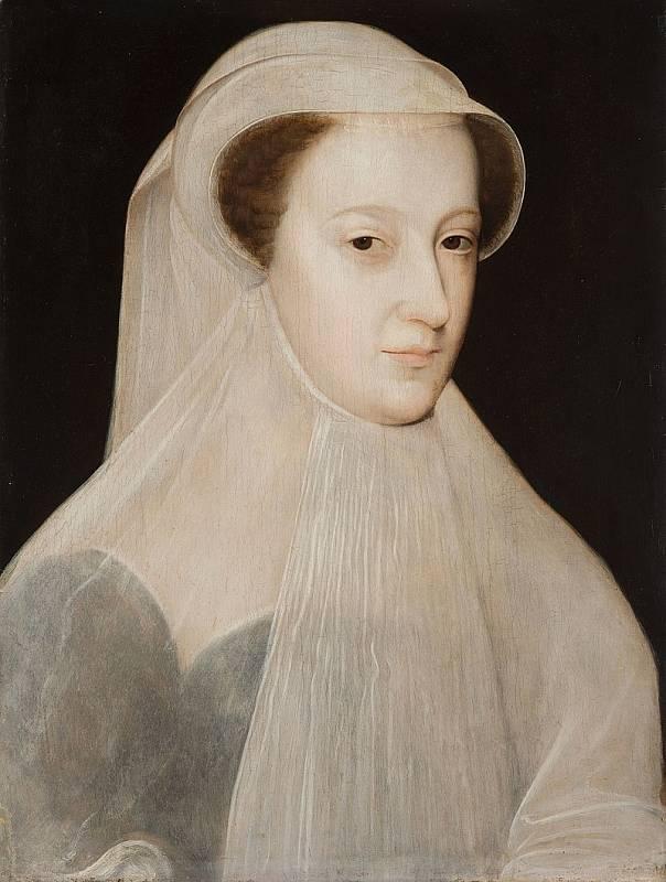Marie Stuartovna sama sebe považovala za legitimní dědičku anglického trůnu.