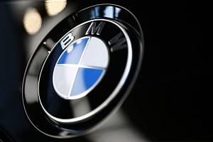 Logo automobilky BMW. Ilustrační foto